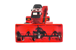 steiner snowblower48